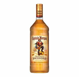 Captain Morgan Gold Spiced Rum 1L