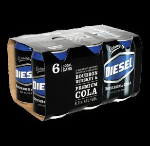 Diesel 7% 6 Pack