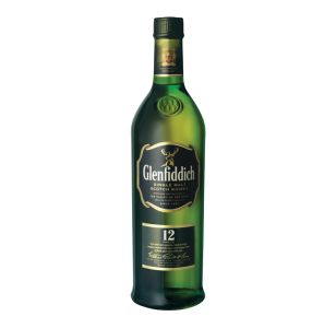 Glenfiddich 12Yo Single Whisky 1000ml