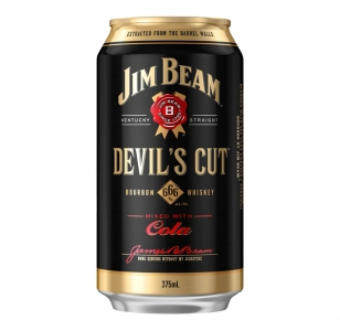 Jim Beam Devil's Cut 6.66% 8 Cans