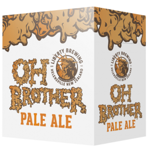 Liberty Oh Brother Pale Ale 6 Pack Bottles