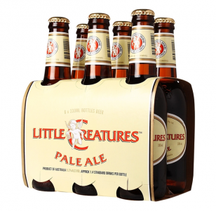 Little Creatures Pale Ale 6 x 330ml Btls