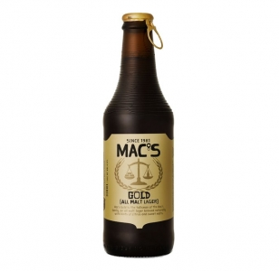 Mac's Gold Lager 12 Pack