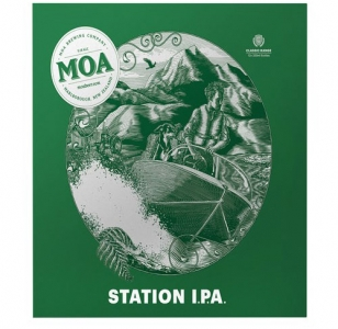 Moa Beer STATION I.P.A. 12Pk