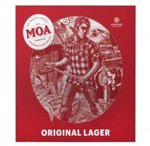 Moa Beer ORIGINAL LAGER 12Pk