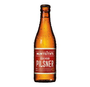 Monteith's Bohemian Pilsner 12 Pack