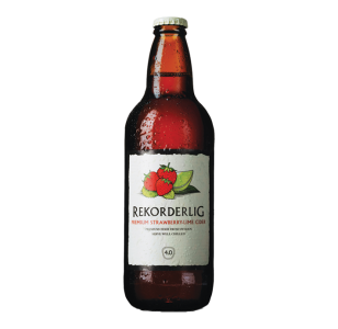 Rekorderlig Strawberry & Lime