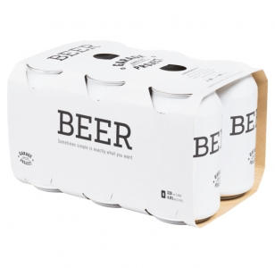 Garage Project Beer 6 Pack 330ml Cans