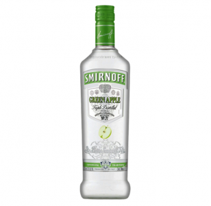 Smirnoff Green Apple Vodka 700ml