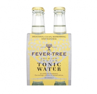 Fever-Tree Premium Indian Tonic Water 4pack