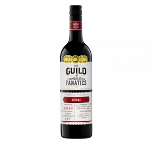 Guild of Fanatics Shiraz 750ml