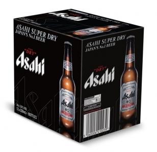 Asahi 12 Pack