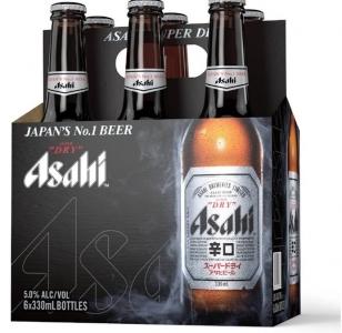 Asahi 6 Pack