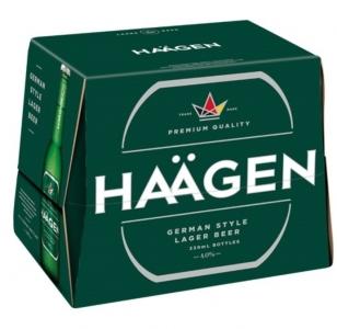 Haagen 15 Pack Bottles
