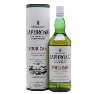 Laphroaig Four Oak 1Ltr