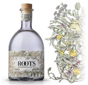 Roots Marlborough Dry Gin 700 ml