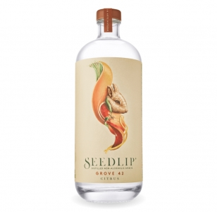 Seedlip Citrus Gin Non Alcoholic 700ml