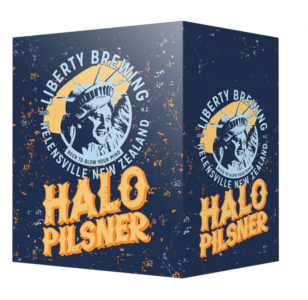 Liberty Halo Pilsner 6 Pack Bottles