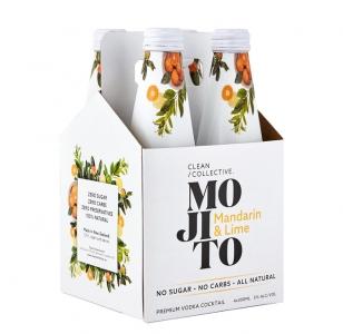 Mojito Mandarin & Lime  4 Pack Bottles