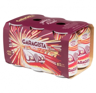 Garage Project Garagista 6 Pack 330ml cans