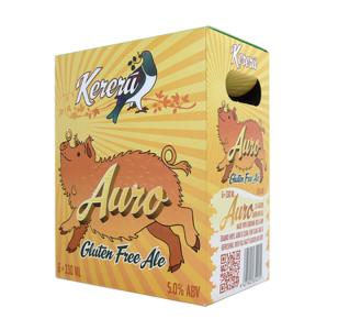 Kereru Auro Gulten Free 6 Pack 330ml Btl
