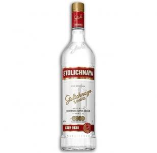 Stolichnaya Premium Vodka 1Ltr