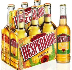 Desperados Tequila Beer 6 Pack