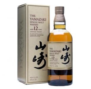 Yamazaki 12yo Japanese Whisky 700ml