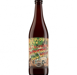 Garage Project Pernicious Yuzu Weed 650ml Bottle