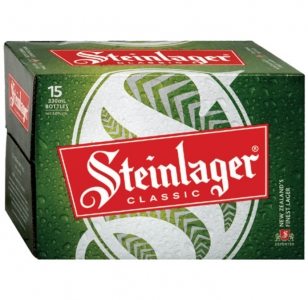 Steinlager Classic 15 Pack