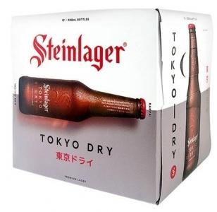 Steinlager Tokyo Dry 12 Pack