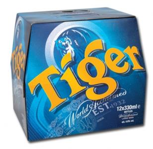 Tiger 12 Pack