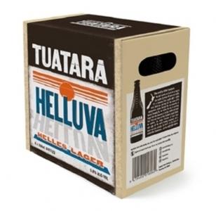 Tuatara Helluva Helles Lager 6 Pack