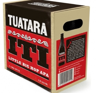 Tuatara ITI Pale Ale 6 Pack Bottles