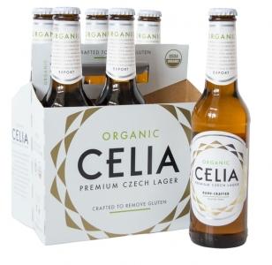 Celia Organic Gluten free 6 Pack Beer