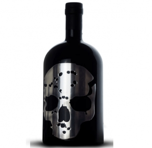 Ghost Silver Edition Vodka 700ml