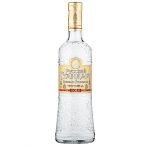 Russian Standard Gold Vodka 1Ltr